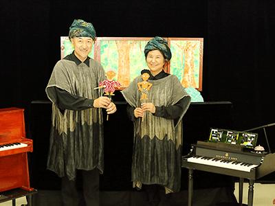 トイピアノオペラ人形劇 アナンシと五 フォト