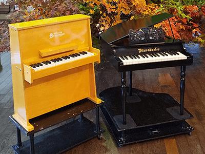 トイピアノ2台