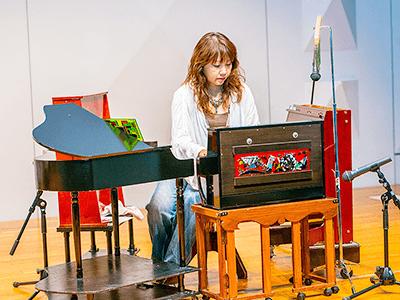 朗読劇 トイピアノと語る いつかの涙を光にかえて フォト