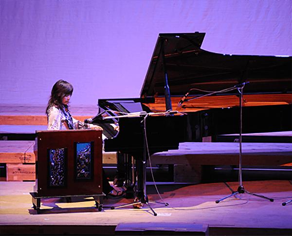 ヒカリノオト~トイピアノコンサート